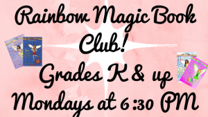 Rainbow Magic Book Club