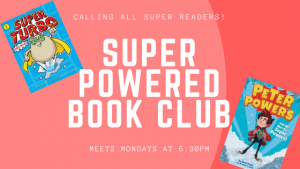 Super Powered Book Club