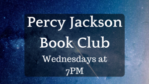Percy Jackson Book Club