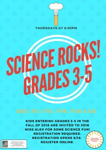 Science Rocks! Grades 3-5