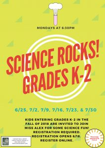 Science Rocks! Grades K-2