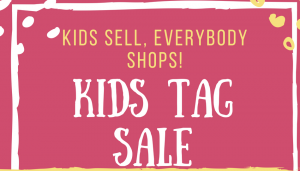 Kids Tag Sale