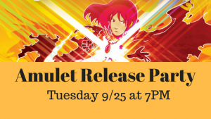 Amulet Release Party
