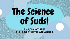 THE SCIENCE OF SUDS!