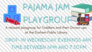 Pajama Jam Playgroup