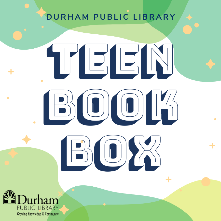Mon, Nov 1, 2021 -- Sign-up for a Teen Book Box  at 10:00 AM
